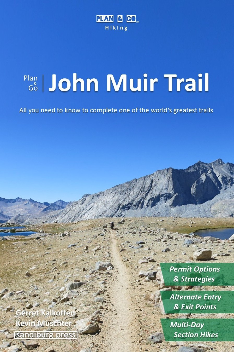 John Muir Trail Guidebook