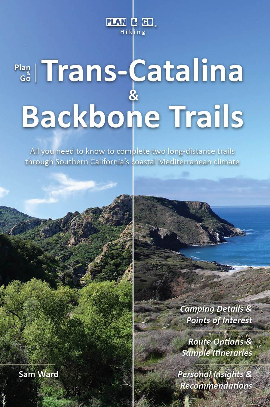 Trans-Catalina Trail & Backbone Trail Guidebook